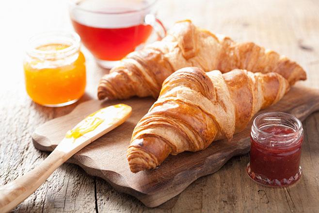 Croissant Mini Blended